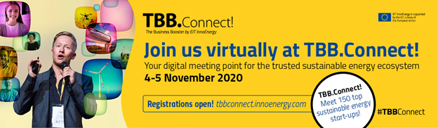 Meet energysquare at TBB.Connect! 2020