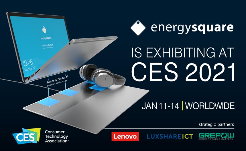energysquare is exhibiting online at CES 2021