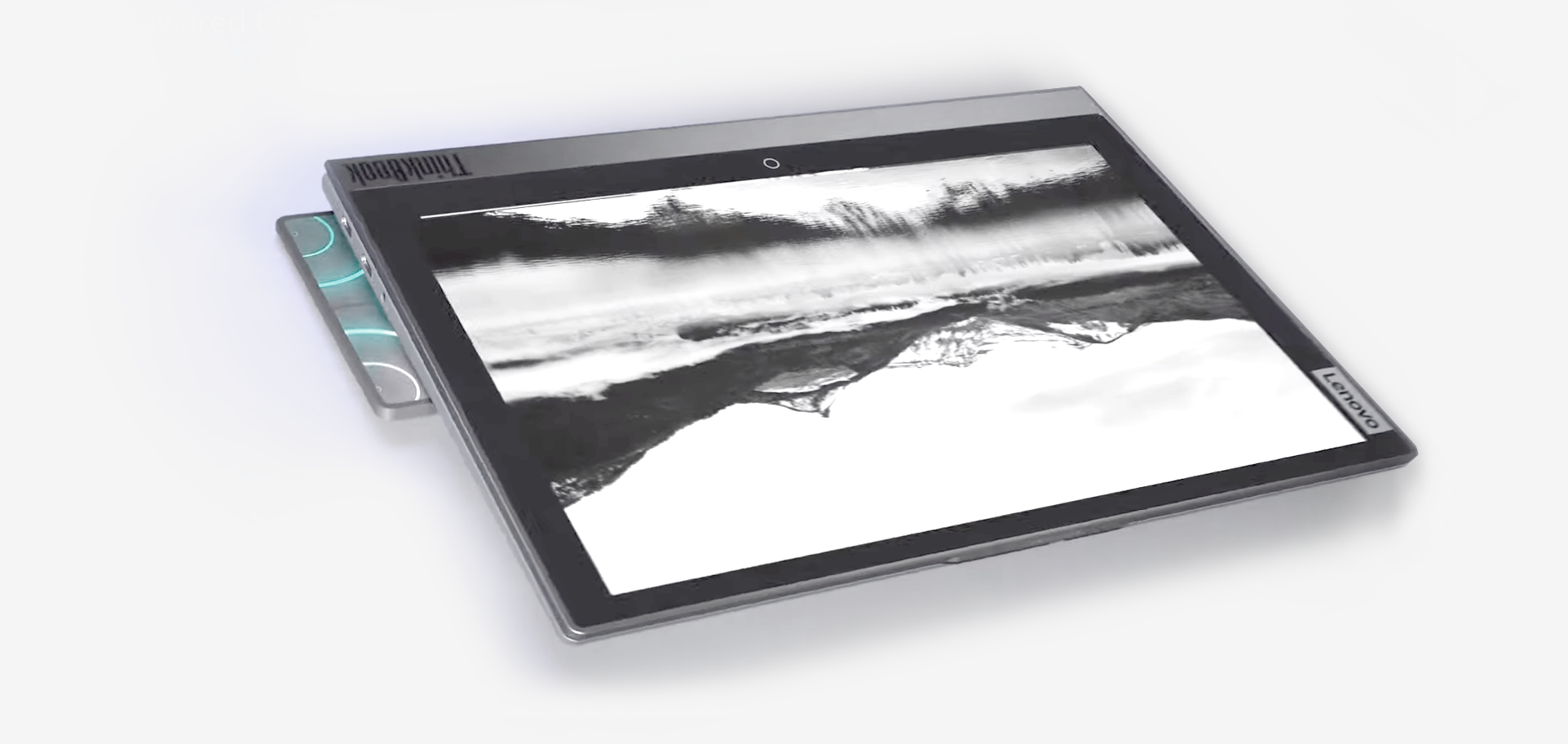 <p>Lenovo embeds Power <em>by</em> Contact<sup>©</sup> technology<br> in Thinkbook Plus and 13x Gen 2</p>